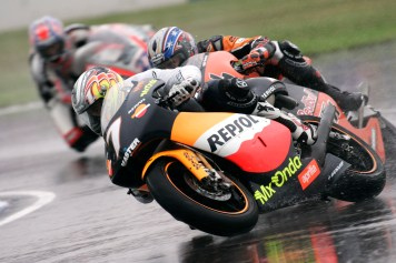 Randy De Puniet, Repsol Media Service